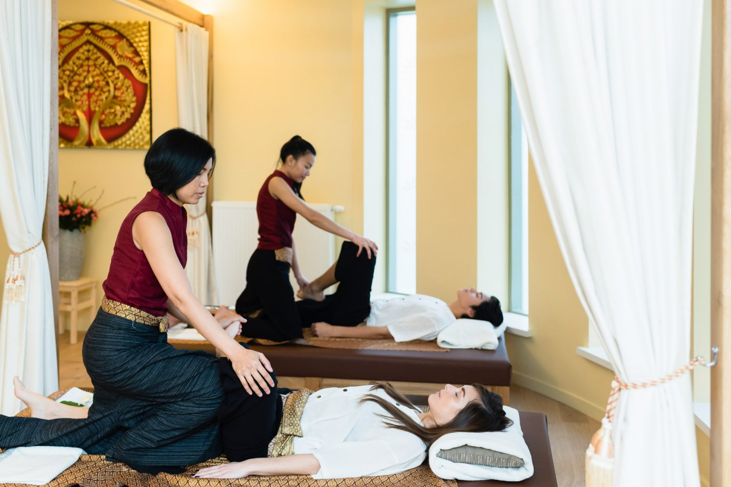 Thai Asian Massage