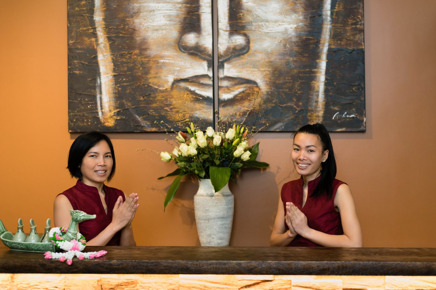 Welcome Royal Thai Massage Brugge Vlaanderen